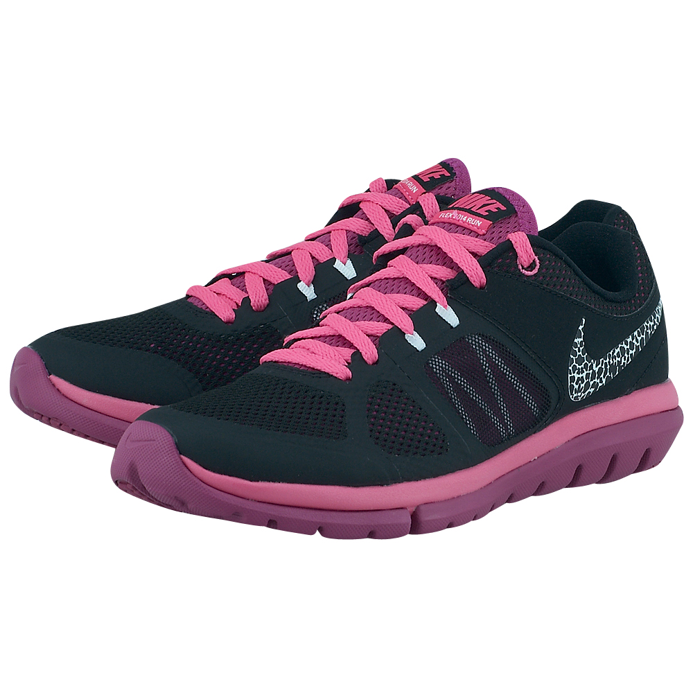 Nike – Nike Flex Run 2014 Msl 642780016-3 – ΜΑΥΡΟ