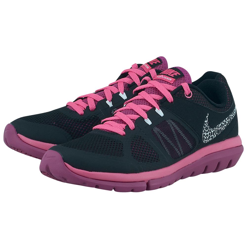 Nike – Nike Flex Run 2014 Msl 642780016-3 – ΜΑΥΡΟ