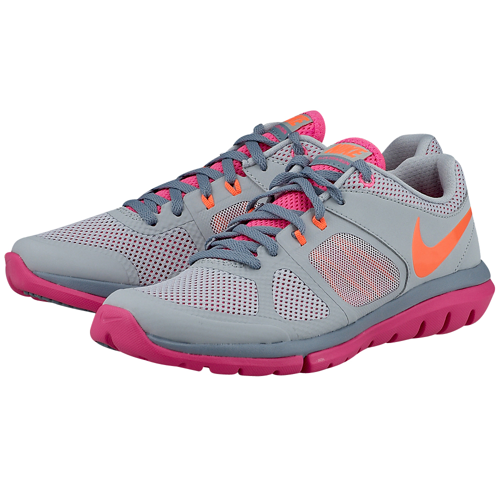 Nike – Nike Flex Run 2014 Msl 642780017-3 – ΓΚΡΙ