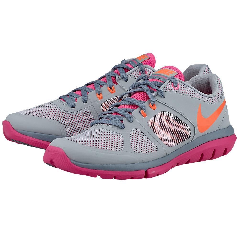 Nike – Nike Flex Run 2014 Msl 642780017-3 – ΓΚΡΙ