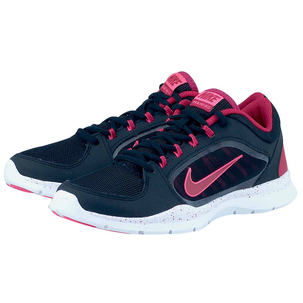 Nike – Nike Flex Trainer 4 643083008-3. – ΜΑΥΡΟ/ΚΟΚΚΙΝΟ