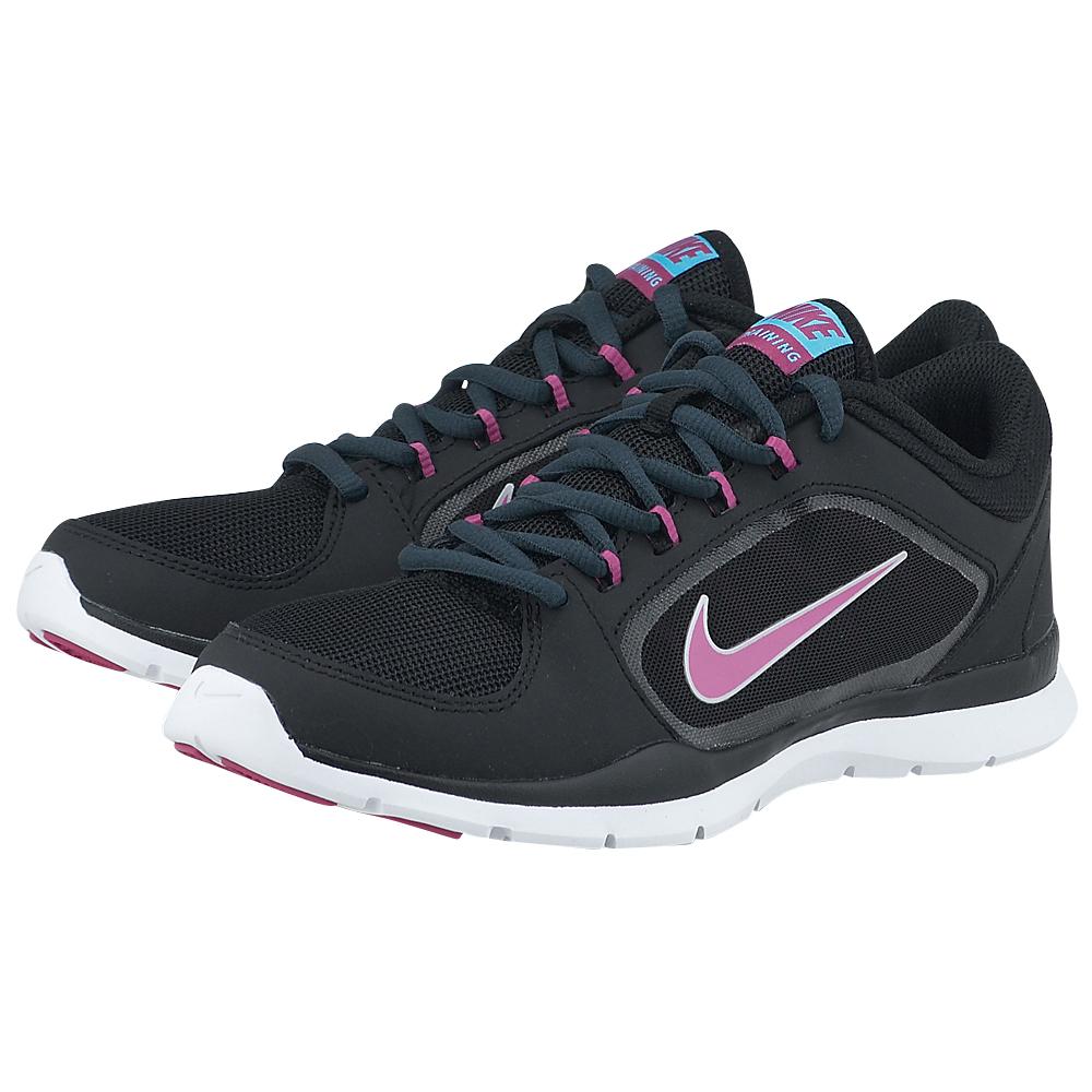 Nike - Nike Flex Trainer 4 643083016-3.. - ΜΑΥΡΟ