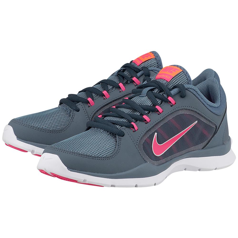 Nike - Nike Flex Trainer 4 643083404-3. - ΓΚΡΙ ΣΚΟΥΡΟ