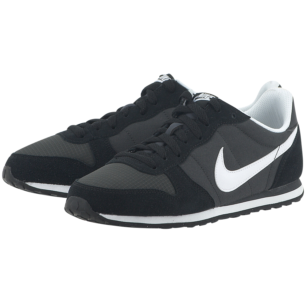 Nike – Nike Genicco 644441012-4 – ΜΑΥΡΟ/ΓΚΡΙ