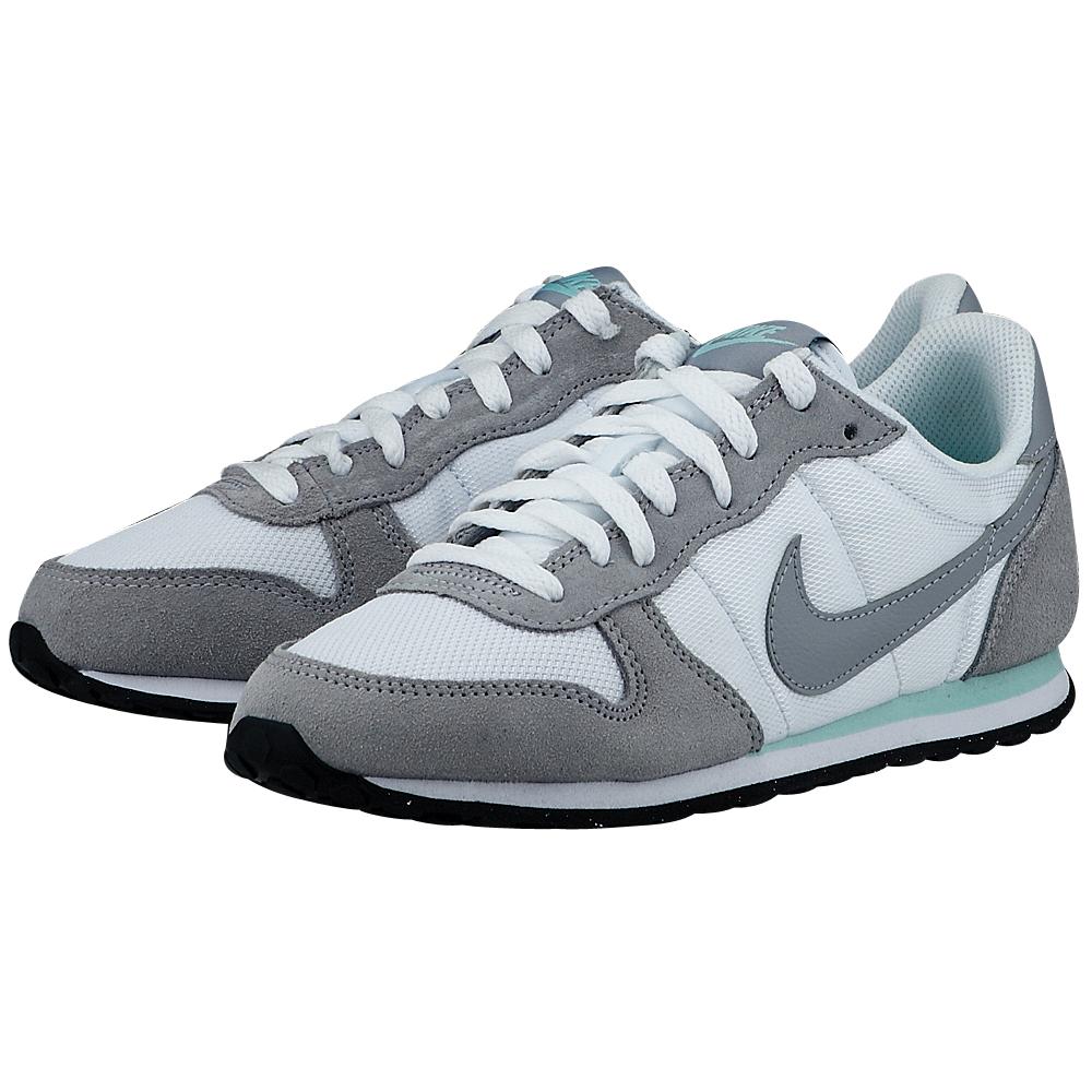 Nike Nike Genicco 644451130 3 ΓΚΡΙΛΕΥΚΟ