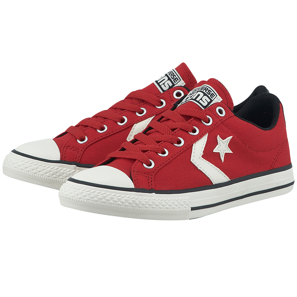 Converse – Converse Star Player Ev Ox 651849C-2. – ΚΟΚΚΙΝΟ