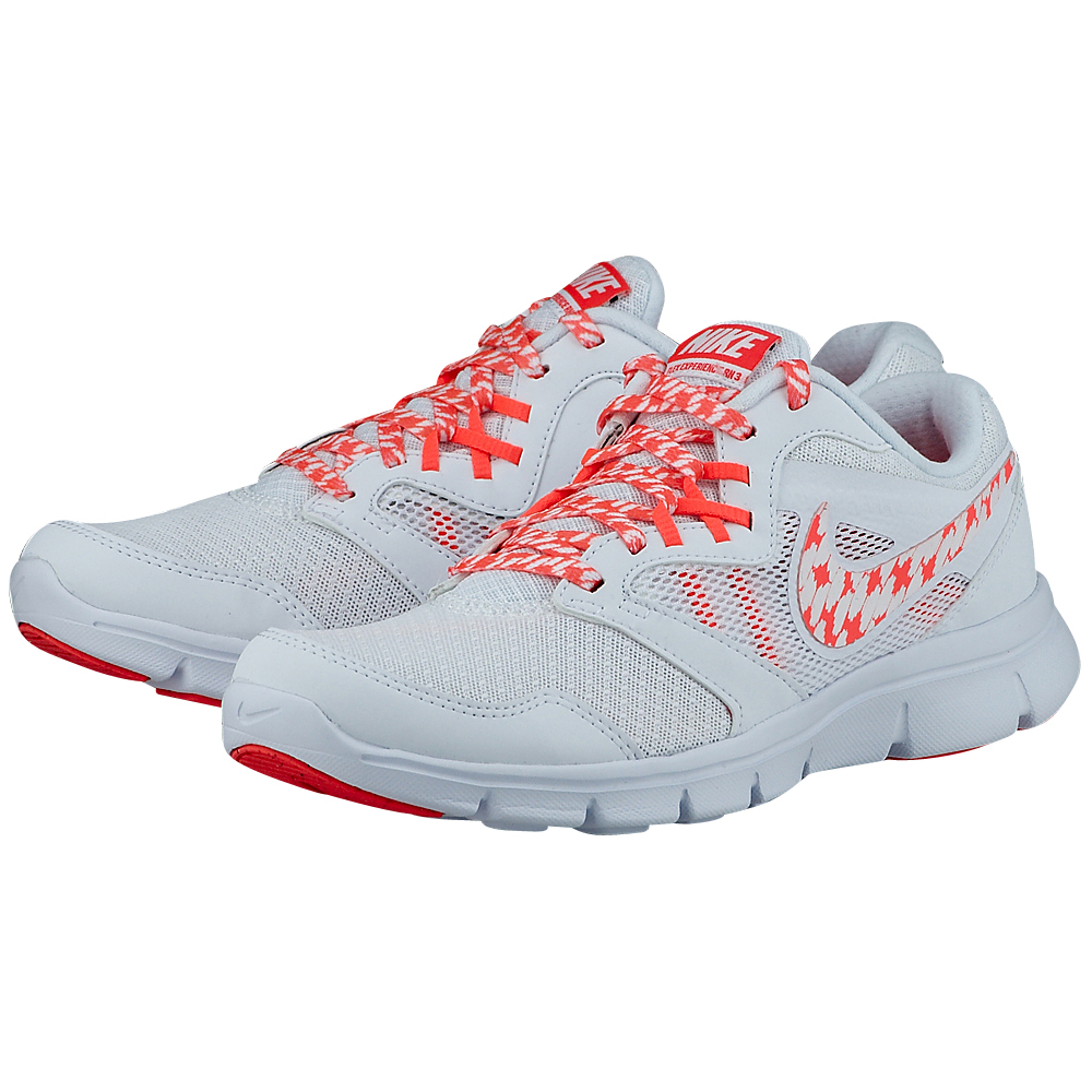 Nike Nike Flex Experience 652858101 3 ΛΕΥΚΟ