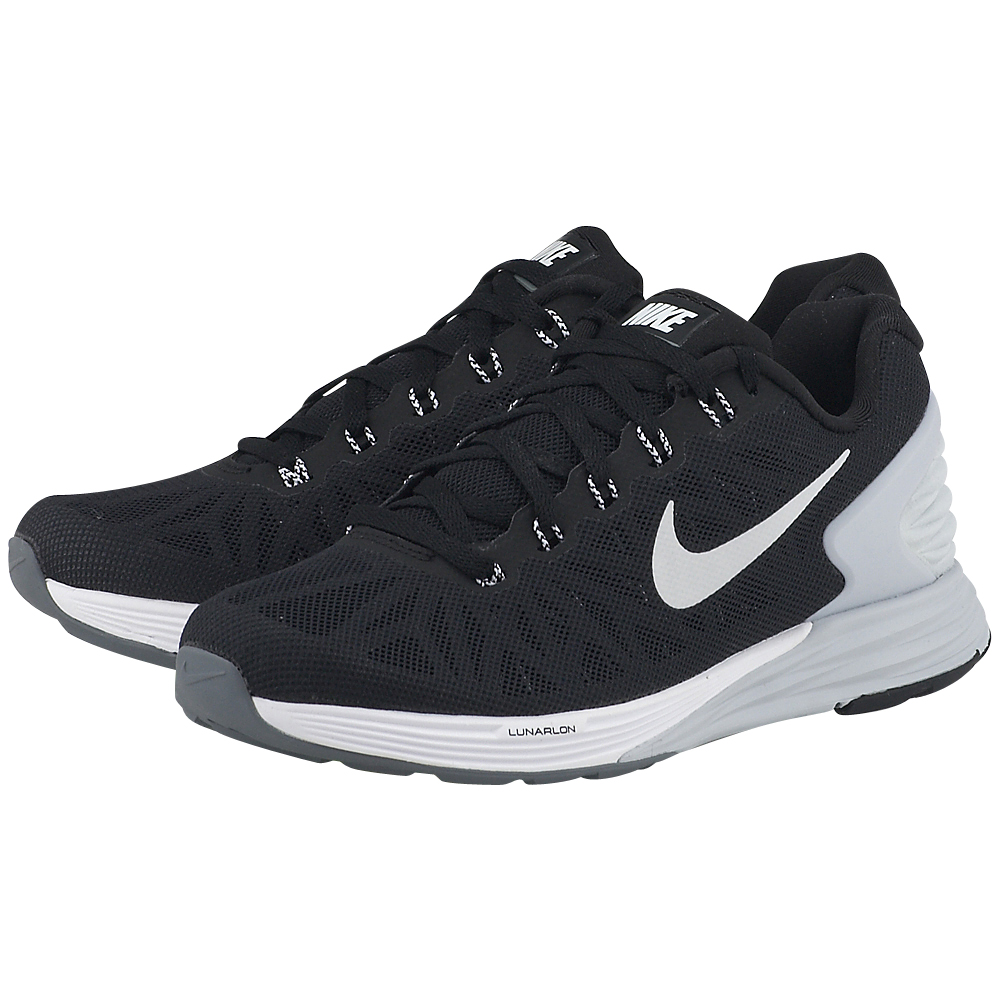 Nike Nike Wmns Lunarglide 6 654434001 3 ΜΑΥΡΟ
