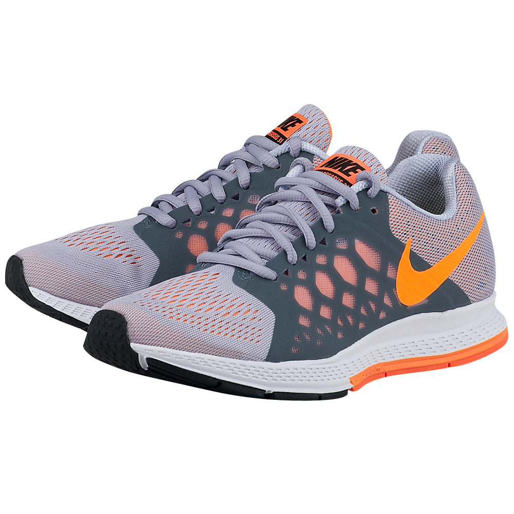 Nike - Nike Air Zoom Pegasus 654486501-3 - ΓΚΡΙ