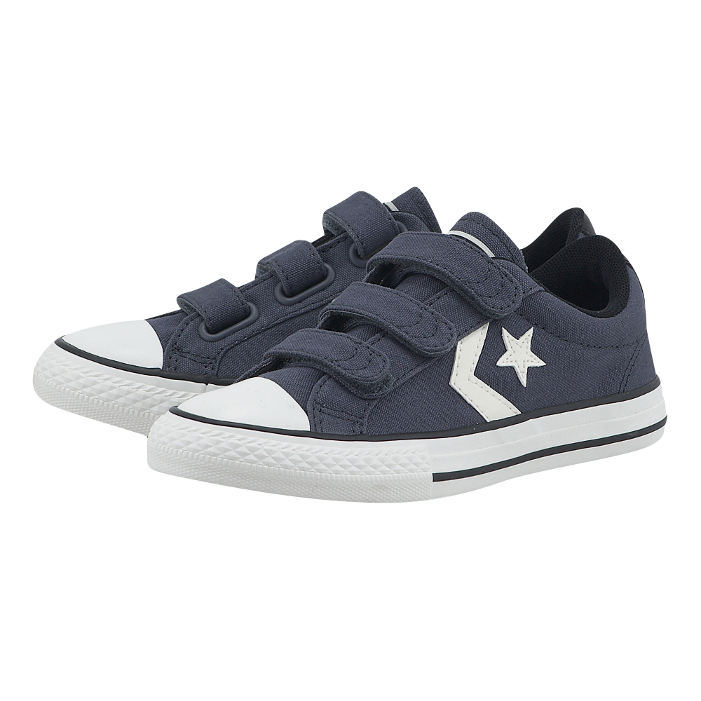 Converse – Converse Star Player 2V 656149C-2 – ΜΠΛΕ ΣΚΟΥΡΟ