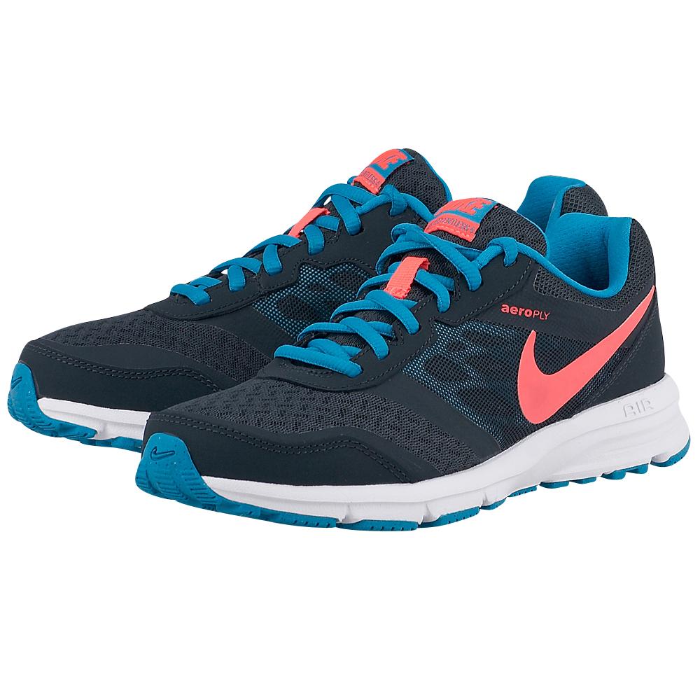 Nike - Nike Air Relentless 4 684042006-3 - ΜΠΛΕ ΣΚΟΥΡΟ