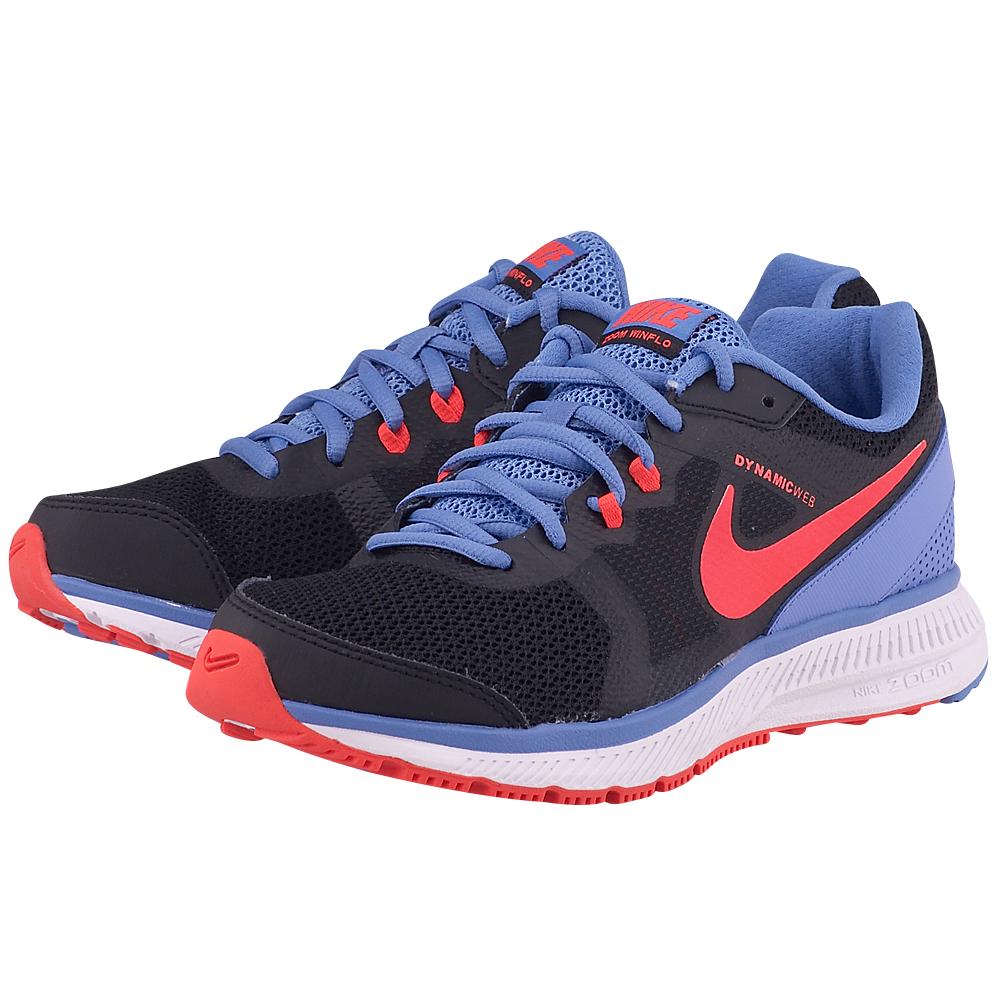 Nike - Nike Zoom Winflo 684490008-3 - ΜΑΥΡΟ/ΛΙΛΑ