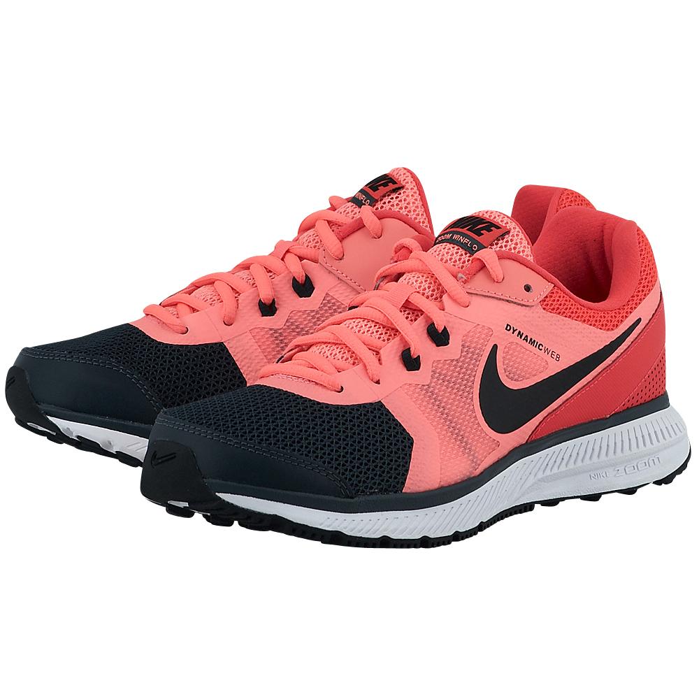Nike - Nike Zoom Winflo 684490009-3 - ΚΟΡΑΛΙ/ΜΑΥΡΟ