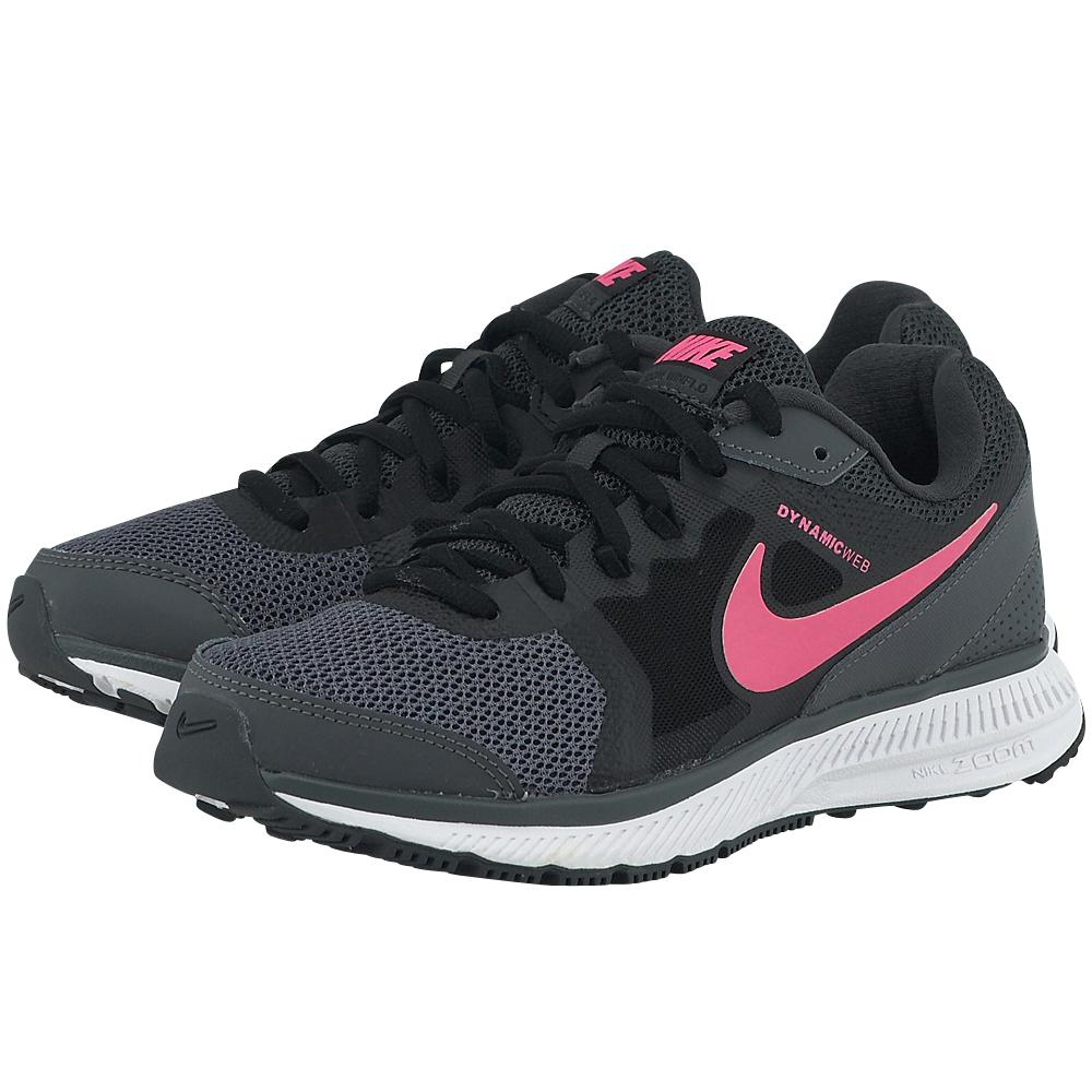 Nike – Nike Zoom Winflo 684490017-3 – ΓΚΡΙ ΣΚΟΥΡΟ