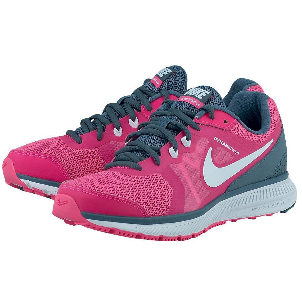Nike – Nike Zoom Winflo 684490601-3 – ΡΟΖ/ΓΚΡΙ