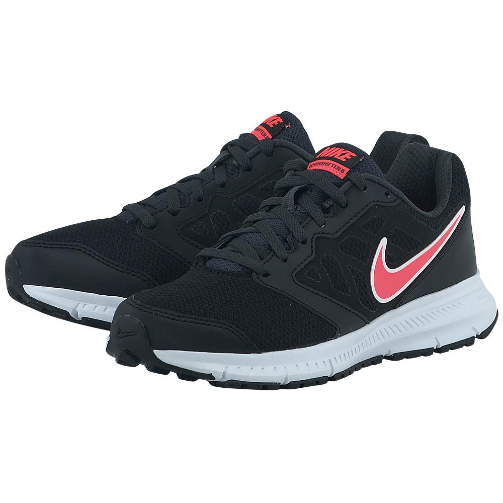 Nike – Nike Wmns Downshifter 6 Msl 684771002-3 – ΜΑΥΡΟ