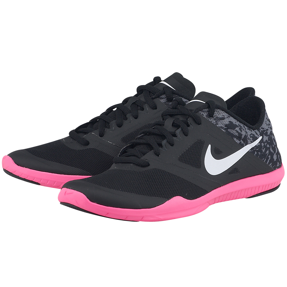 Nike - Nike Studio Trainer 2 Print 684894006-3 - ΜΑΥΡΟ