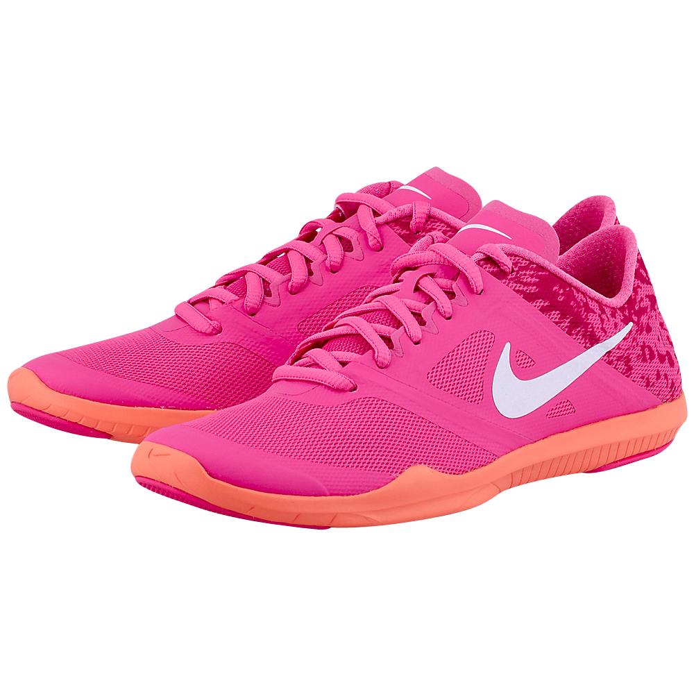 Nike - Nike Studio Trainer 2 Print 684894602-3 - ΡΟΖ γυναικεια   αθλητικά   training