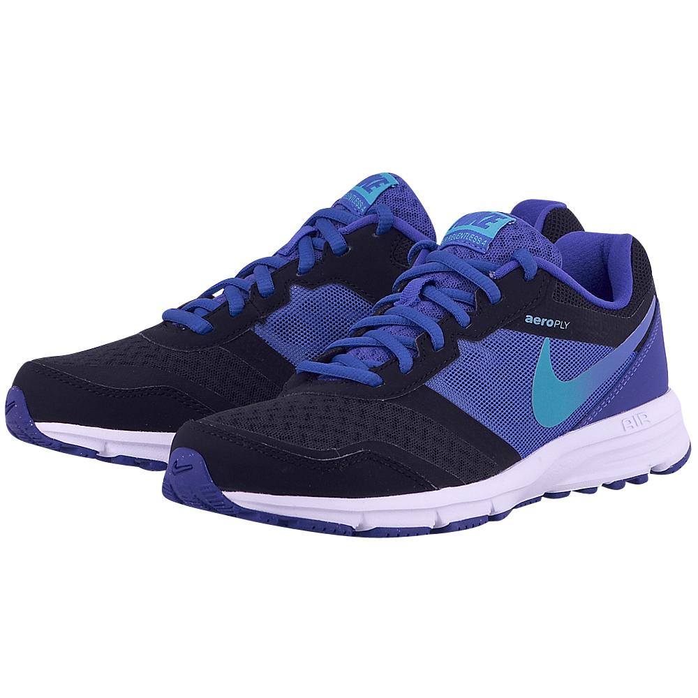 Nike - Nike Air Relentless 4 685152008-3. - ΜΑΥΡΟ/ΜΩΒ