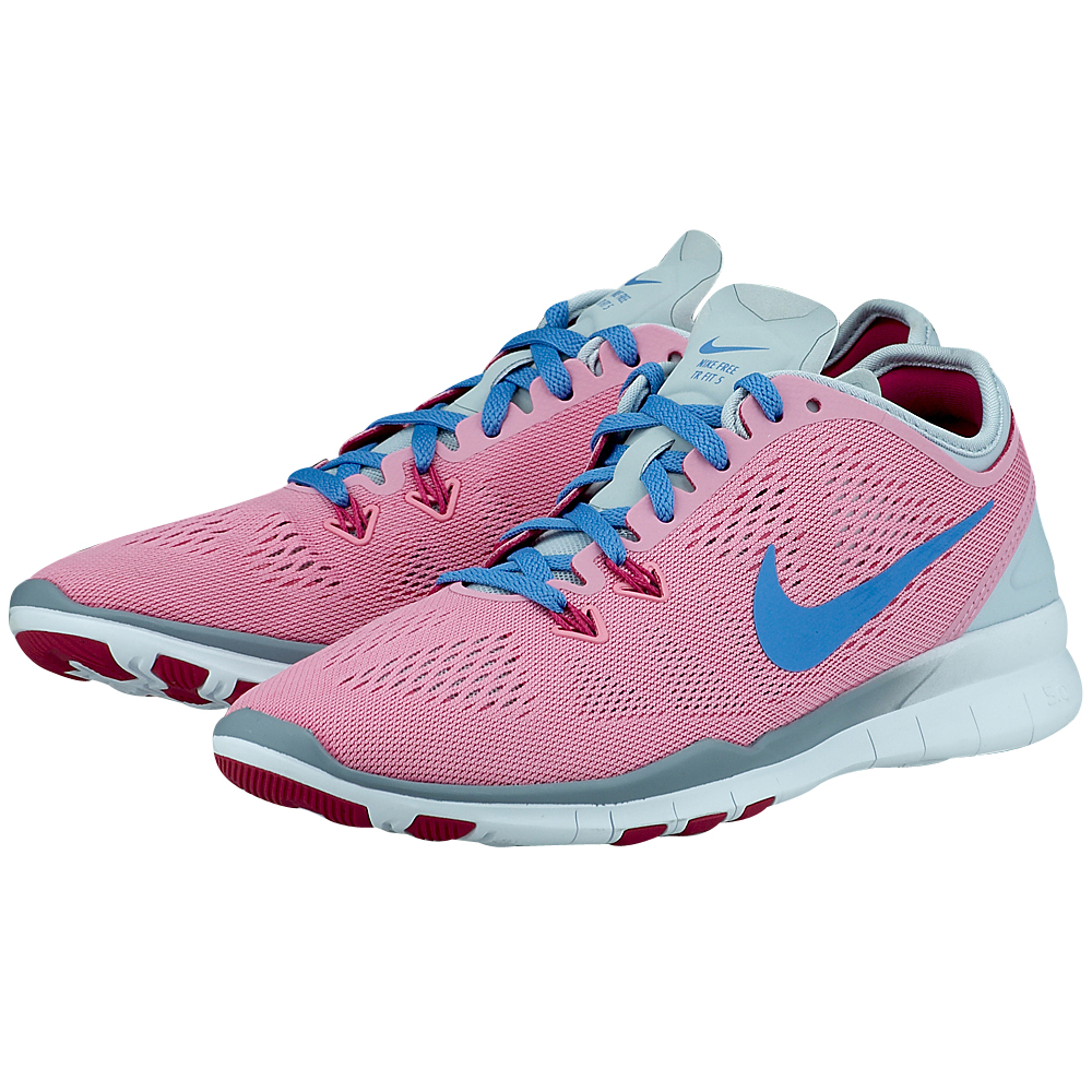 Nike - Nike Wmns Free 5.0 704674600-3 - ΡΟΖ