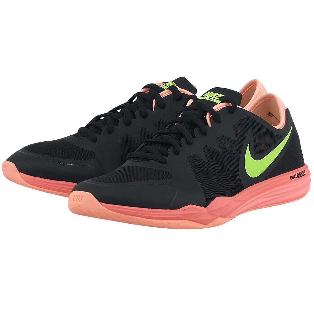 Nike – Nike Dual Fusion Tr 704940003-3 – ΜΑΥΡΟ