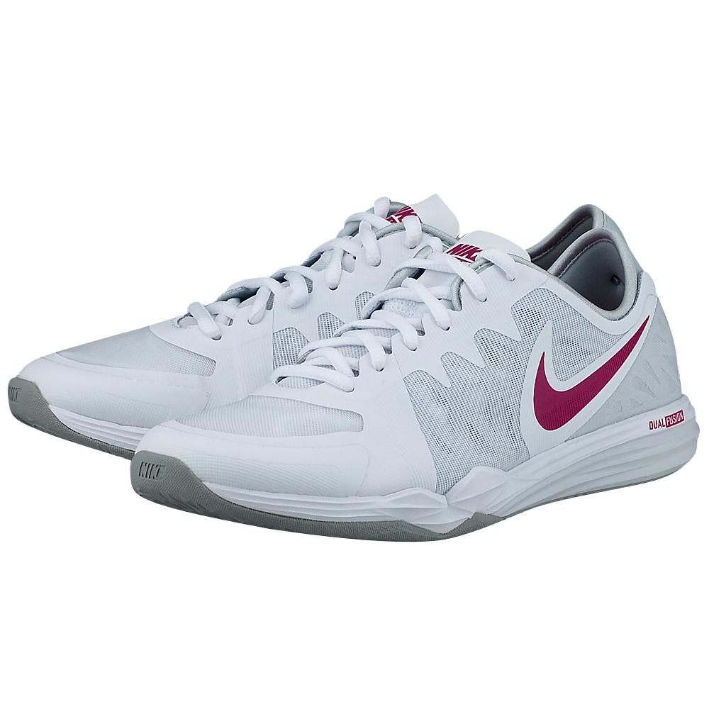 Nike – Nike Wmns Dual Fusion Tr 704940100-3 – ΛΕΥΚΟ