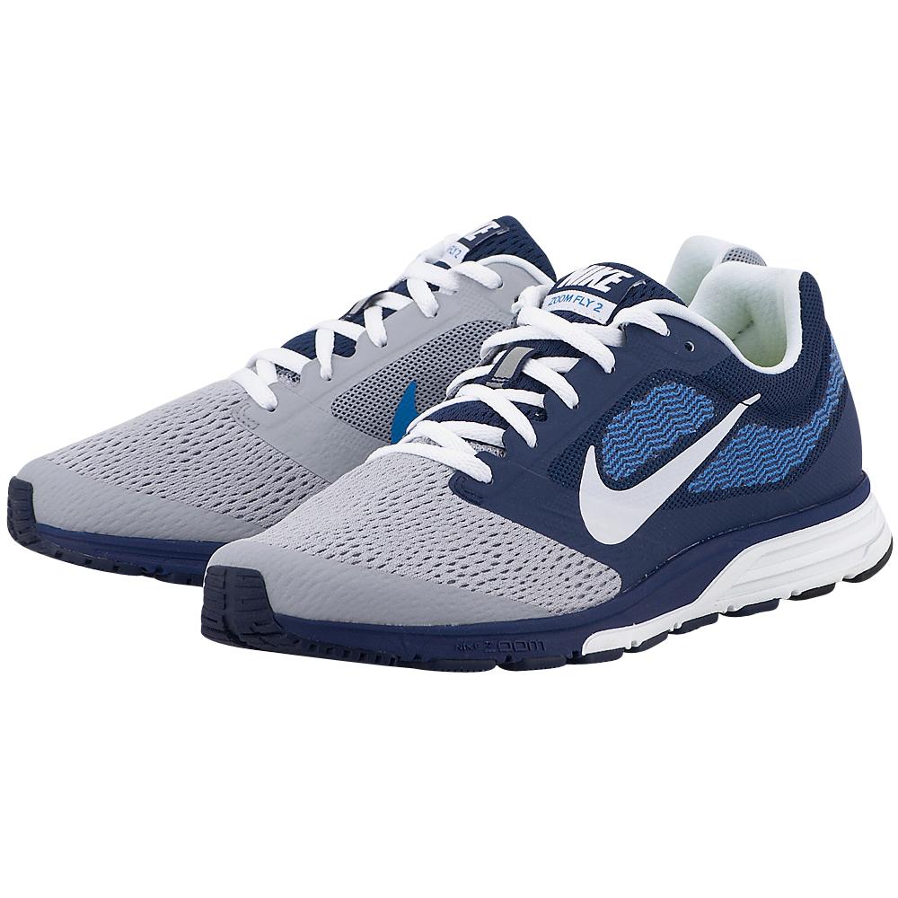 Nike – Nike Air Zoom Fly 2 707606403-4. – ΓΚΡΙ/ΜΠΛΕ
