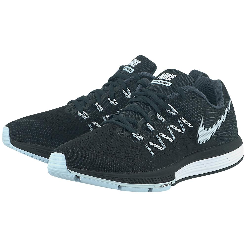 Nike - Nike Air Zoom Vomero 10 717440002-4. - ΜΑΥΡΟ ανδρικα   αθλητικά   training