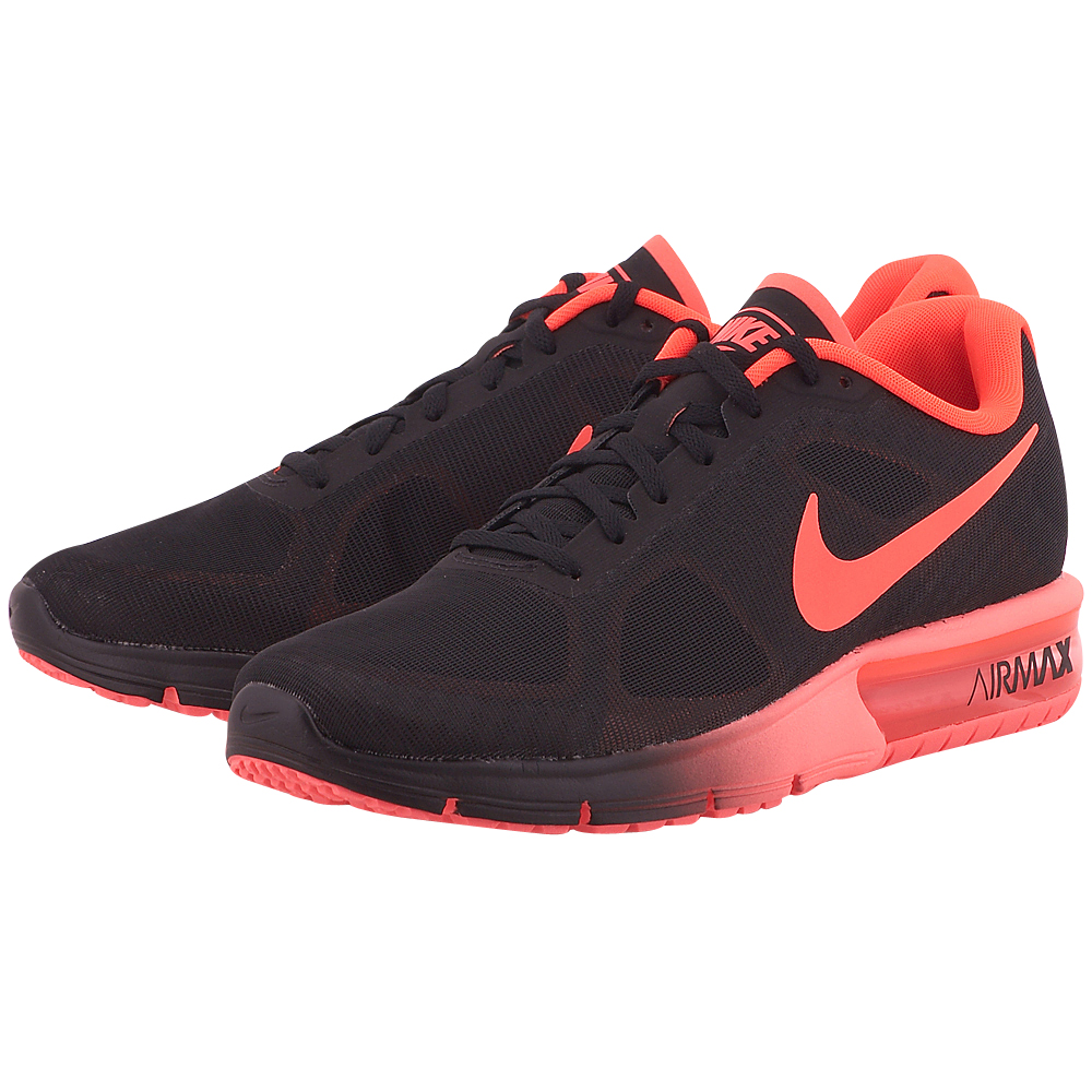 Nike – Nike Air Max Sequent 719912012-4 – ΜΑΥΡΟ