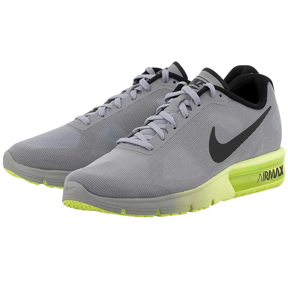 Nike - Nike Air Max Sequent 719912013-4 - ΓΚΡΙ