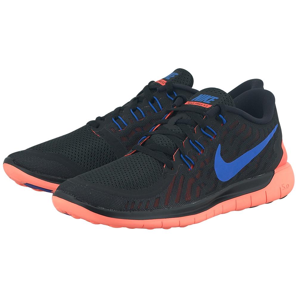 Nike – Nike Free 5.0 724382015-4. – ΜΑΥΡΟ