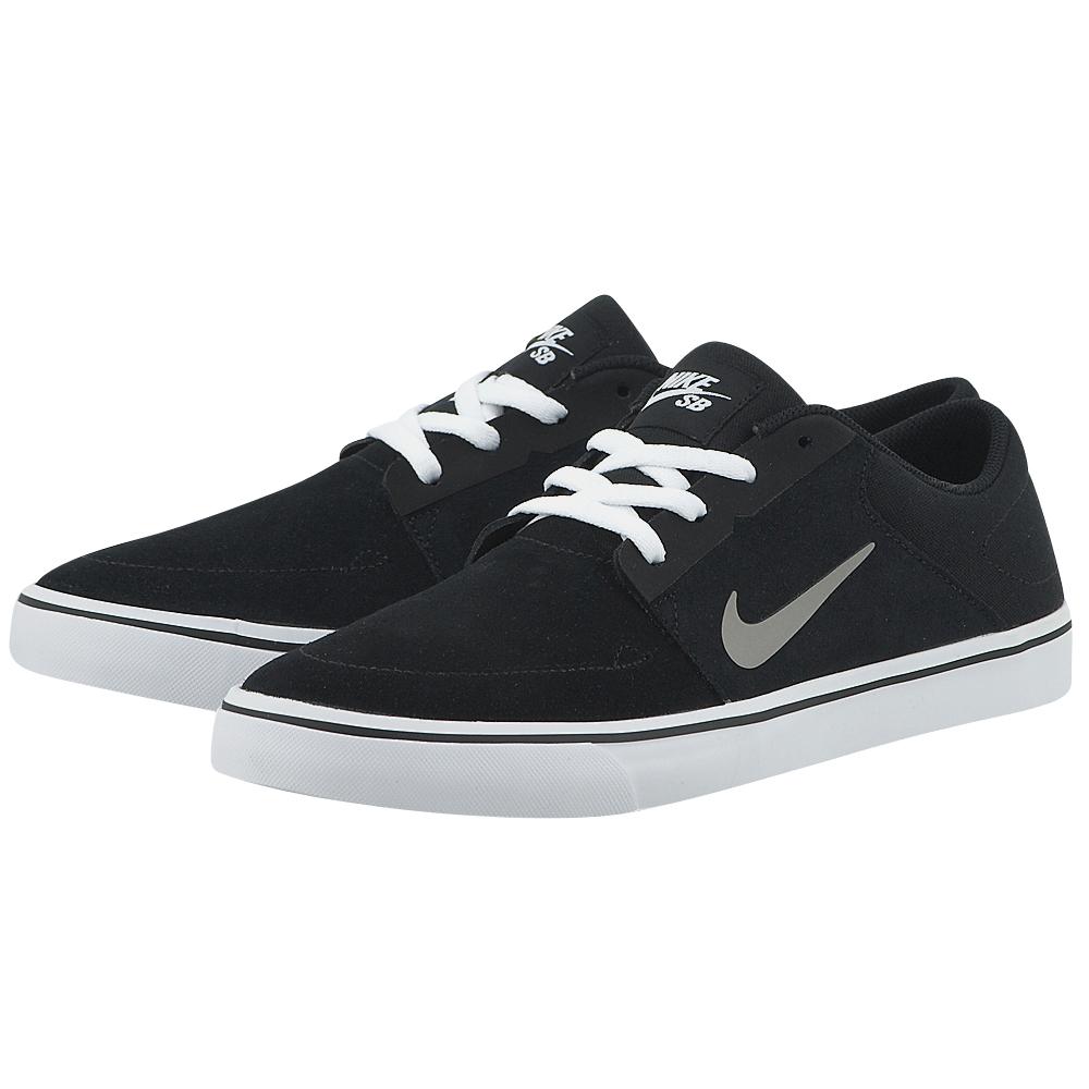 Nike – Nike SB Portmore 725027012-3 – ΜΑΥΡΟ
