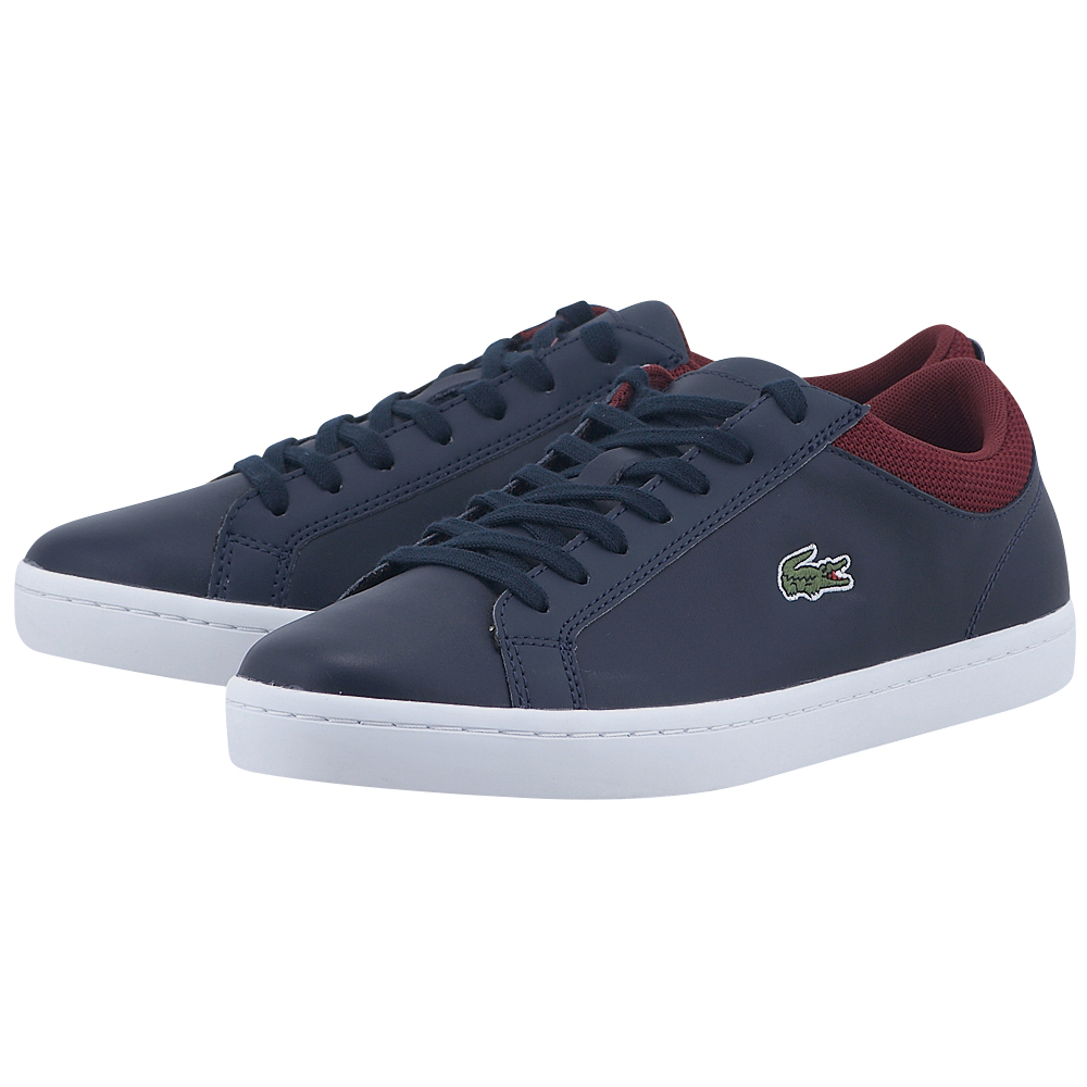 Lacoste – Lacoste Straightset 733CAM10265A5 – ΜΠΛΕ ΣΚΟΥΡΟ