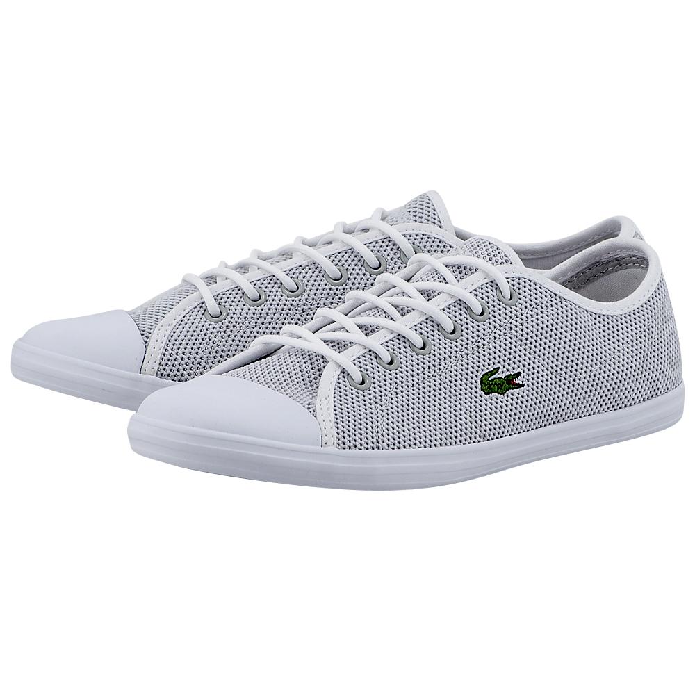 Lacoste – Lacoste Ziane Sneaker 117 733CAW1045334 – ΓΚΡΙ/ΛΕΥΚΟ