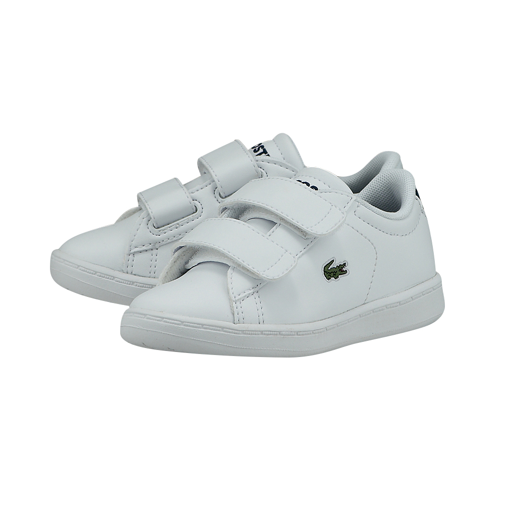 Lacoste - Lacoste Carnaby Evo 733SPΙ1003042 - ΛΕΥΚΟ