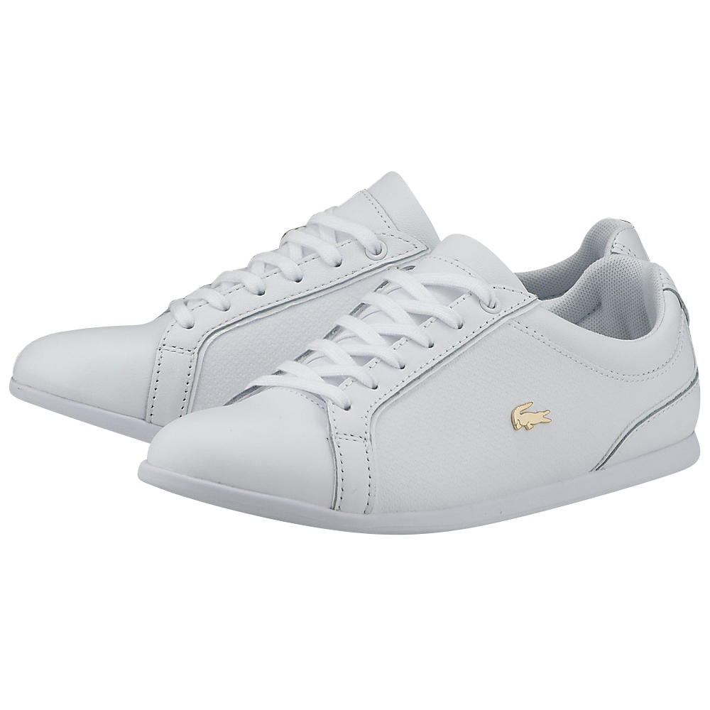 Lacoste – Lacoste Rey Lace 317 734CAW0048001 – ΛΕΥΚΟ
