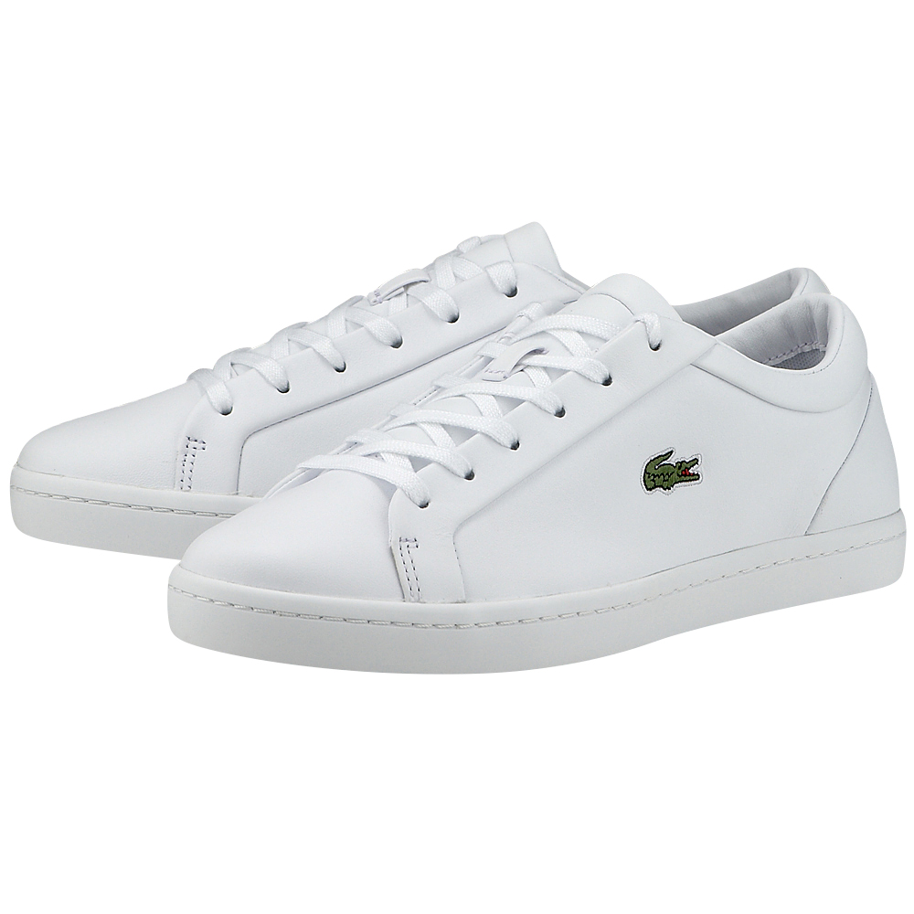 Lacoste – Lacoste Straightset Lace 317 734CAW0060001 – ΛΕΥΚΟ
