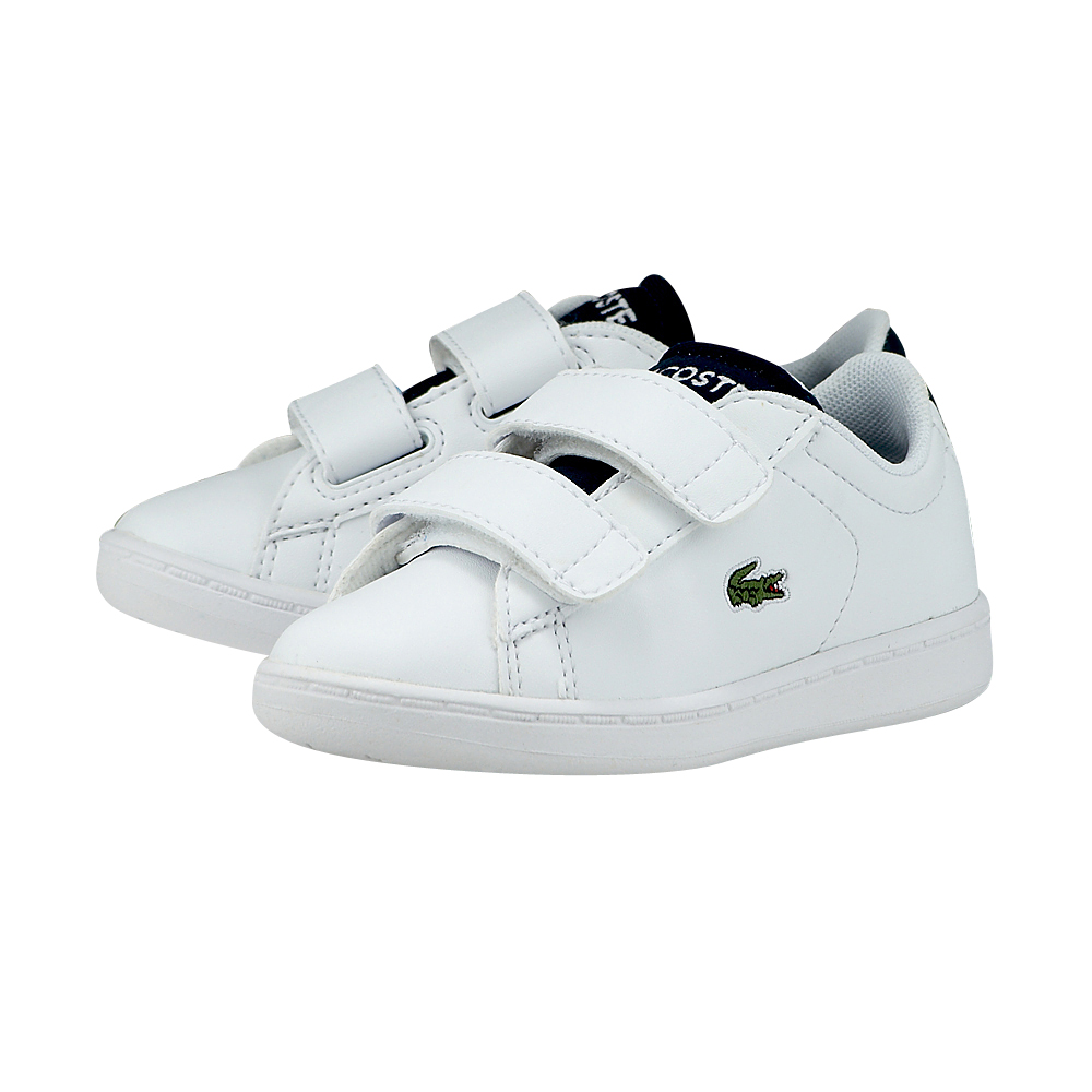 Lacoste – Lacoste Carnaby Evo 317 734SPI0001042 – ΛΕΥΚΟ