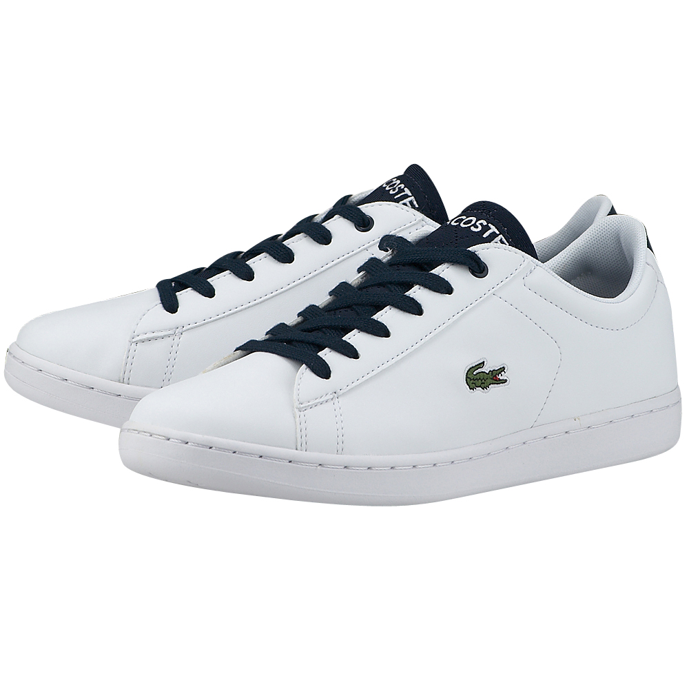Lacoste – Lacoste Carnaby Evo 317 734SPJ0001042 – ΛΕΥΚΟ