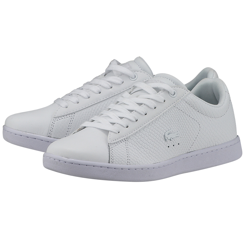 Lacoste - Lacoste Carnaby Evo 317 734SPW0008001 - ΛΕΥΚΟ