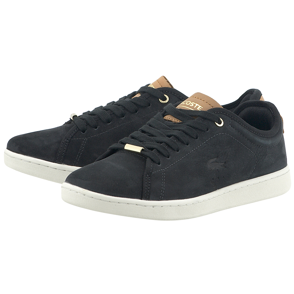 Lacoste - Lacoste Carnaby Evo 317 734SPW0043454 - ΜΑΥΡΟ 55736056acd