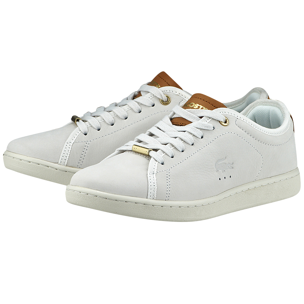 Lacoste – Lacoste Carnaby Evo 317 734SPW004353S – ΓΚΡΙ ΑΝΟΙΧΤΟ