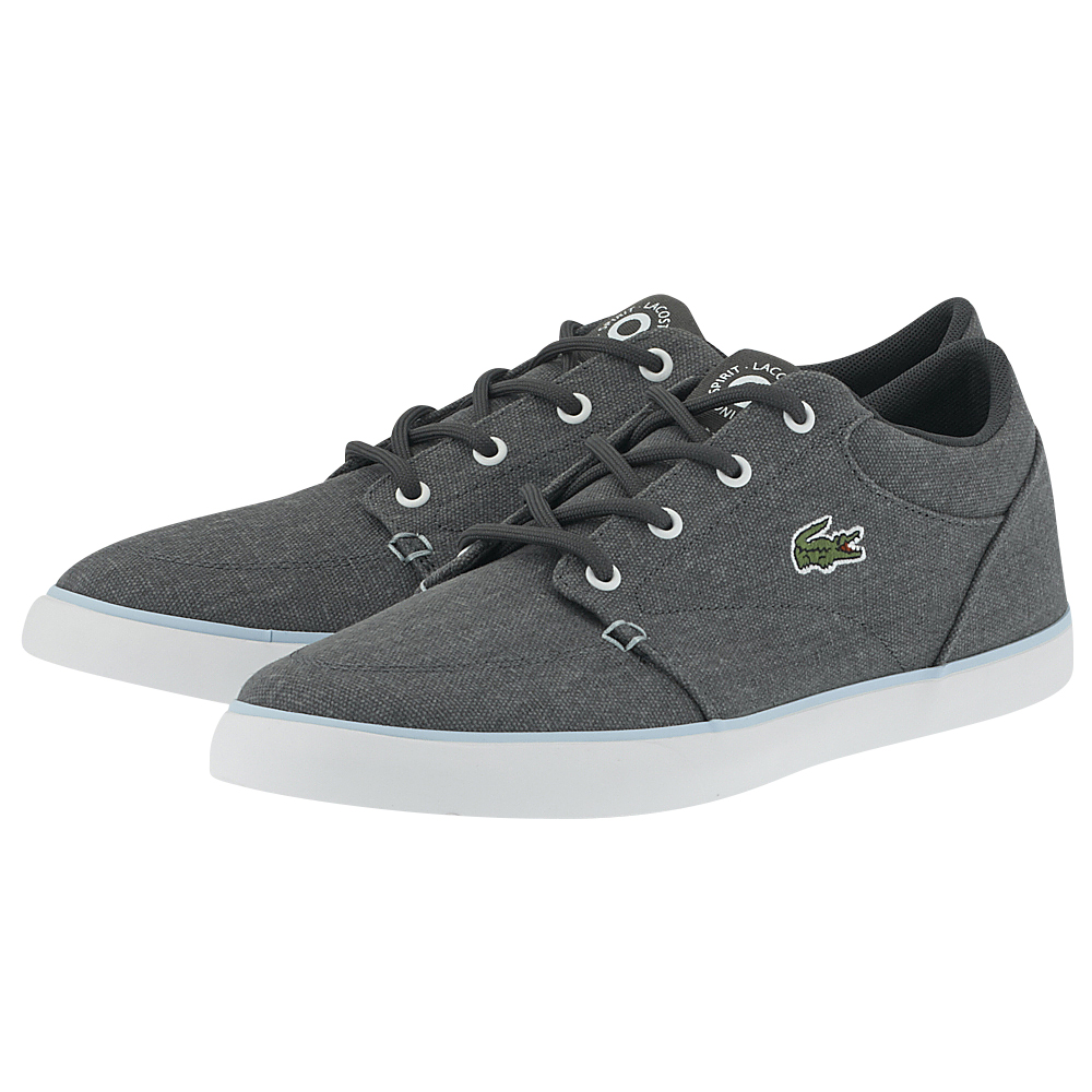 Lacoste - Lacoste Bayliss 735CAM0007435 - ΓΚΡΙ ΣΚΟΥΡΟ