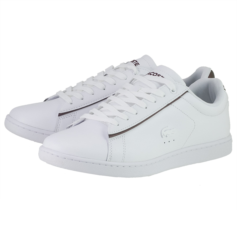 Lacoste - Lacoste Carnaby Evo 736SPW00422G1 - ΛΕΥΚΟ