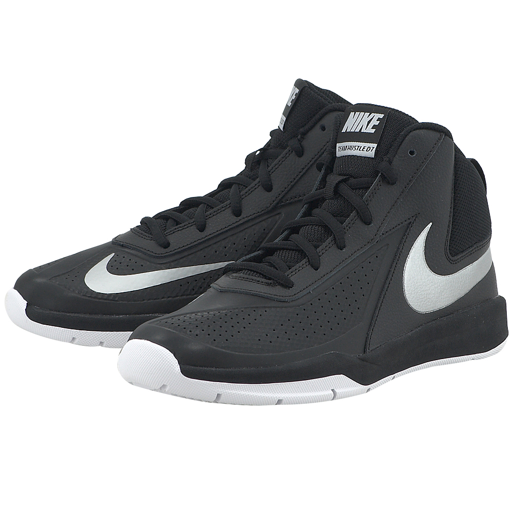 Nike – Nike Team Hustle D 7 (GS) Basketball 747998001-3 – ΜΑΥΡΟ