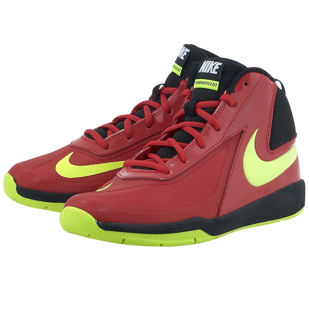 Nike – Nike Team Hustle D 7 (GS) Basketball 4 747998601-3 – ΚΟΚΚΙΝΟ