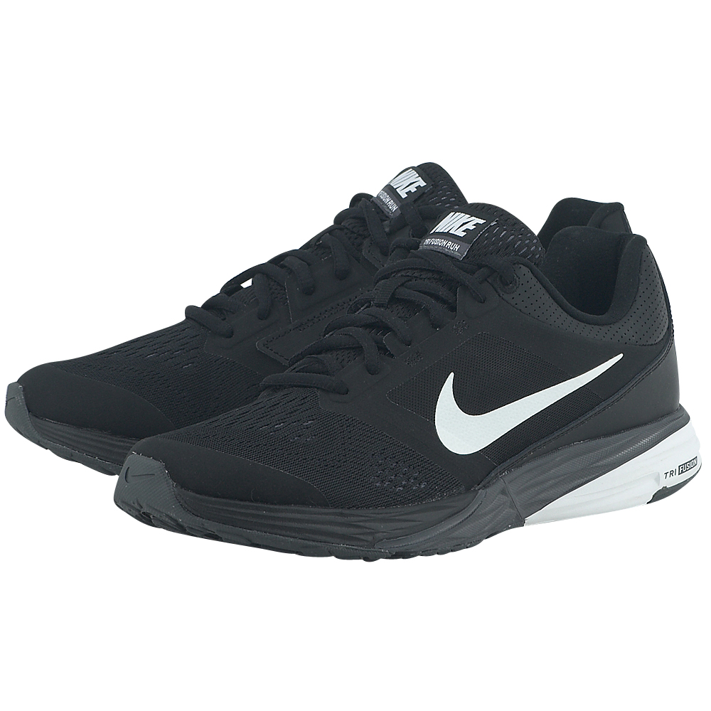 Nike - Nike Tri Fusion Run 749170001-4 - ΜΑΥΡΟ outlet   ανδρικα   αθλητικά   running
