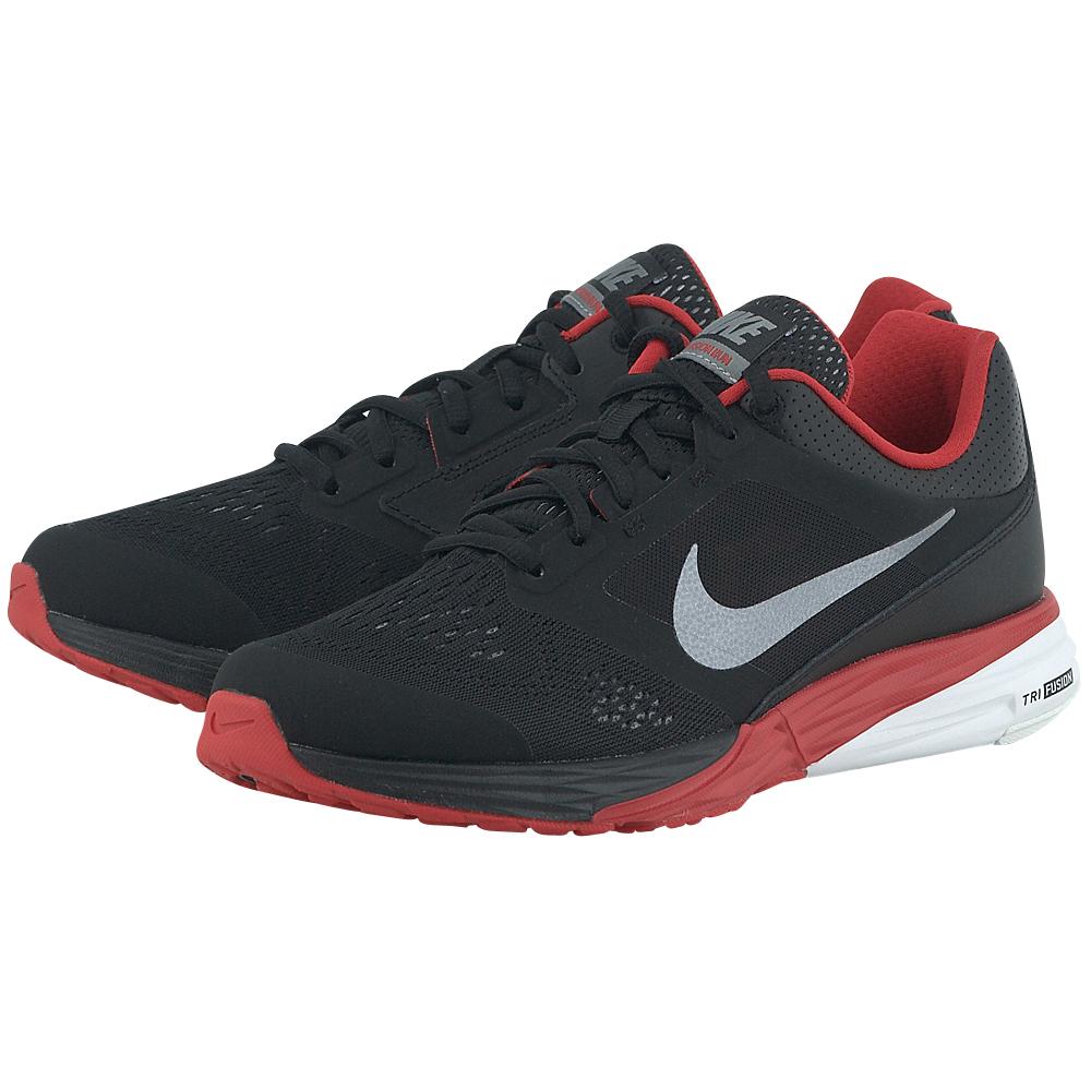 Nike - Nike Tri Fusion Run 749170010-4 - ΜΑΥΡΟ