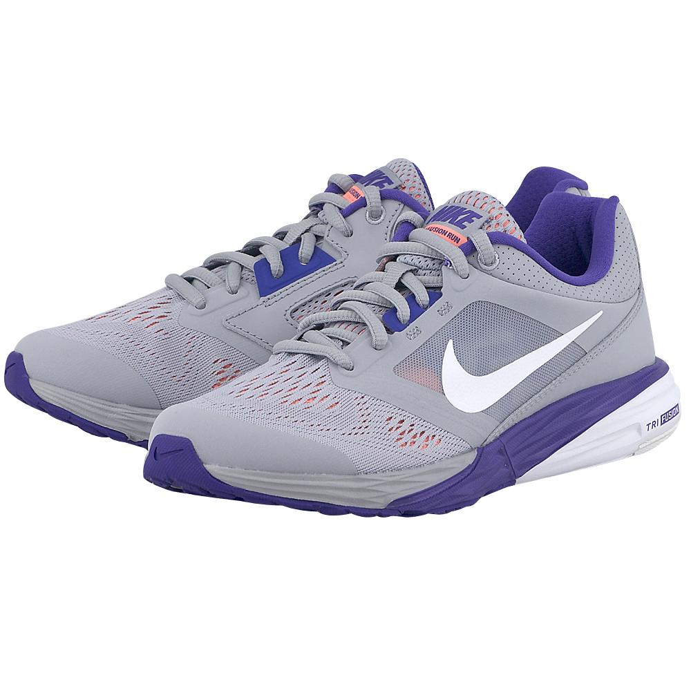 Nike – Nike Tri Fusion Run 749176009-3 – ΓΚΡΙ