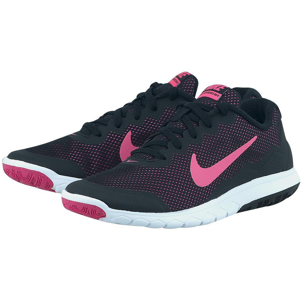 Nike – Nike Flex Experience 4 749178003-3. – ΜΑΥΡΟ/ΜΩΒ
